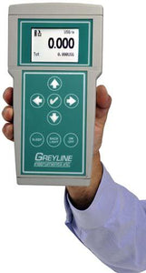 Greyline Instruments PDFM 5.1 Portable Doppler Flow Meter