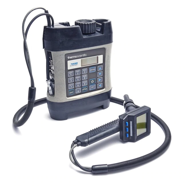 TVA 2020 Toxic Vapor Analyzer 120V 50/60 Hz
