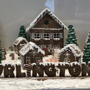 Gingerbread House, Large