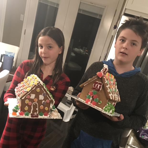 Kit: Gingerbread House