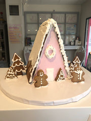 Gingerbread House, A-Frame