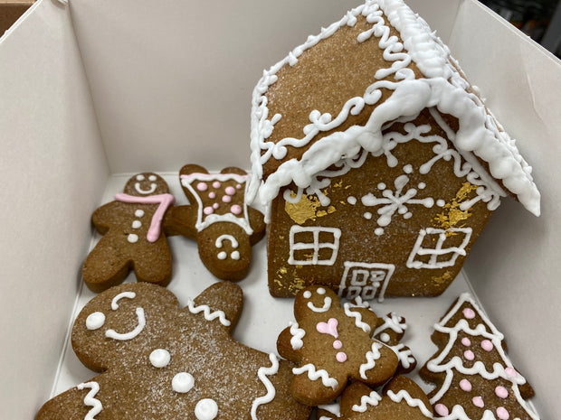 Gingerbread House, Minis