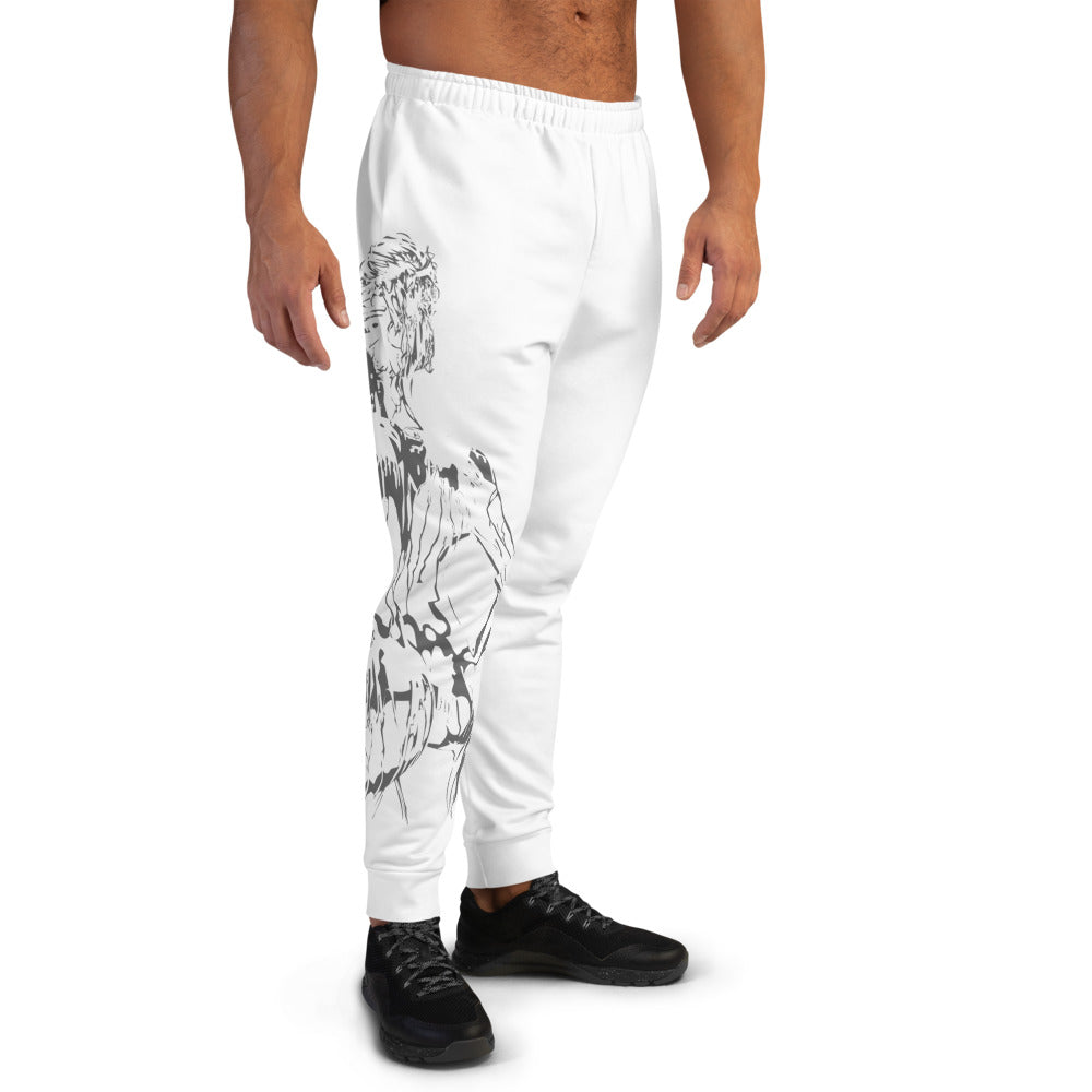 Paint Logo Men's Joggers