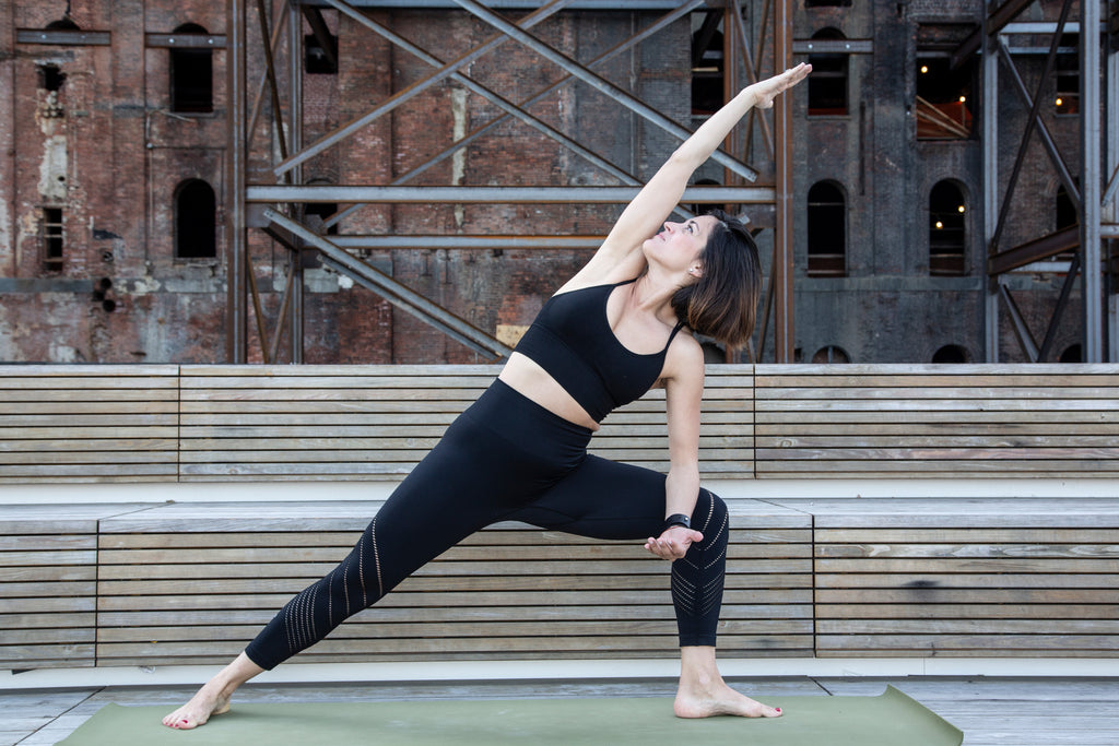 Citta Yoga NYC - Eleganza Collection