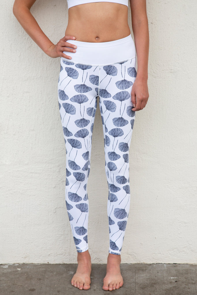 Nature Collection High-Waisted Leggings