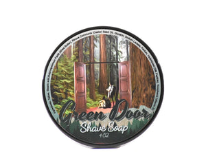 Shaving Soap- Green Door