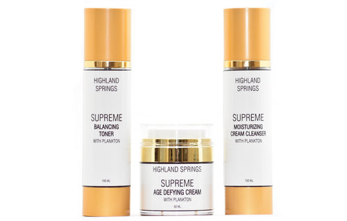 Supreme Skin Care Line Bundle