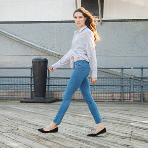 Skinny Jeans - Light Blue
