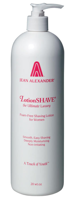 "Women's ""Lotion Shave"" Shave Cream"