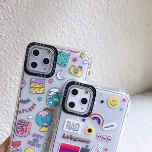Happy Vibes Case