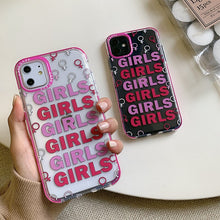 Load image into Gallery viewer, Girls Pink Case