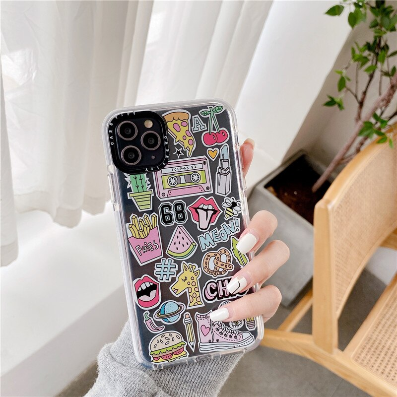 Sticker Cool Case