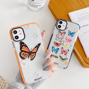 Daisy Butterfly Case