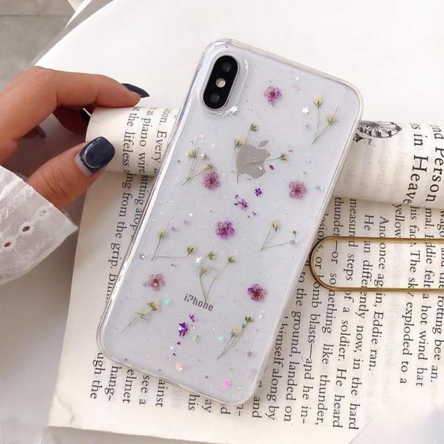 Mix Flower Case