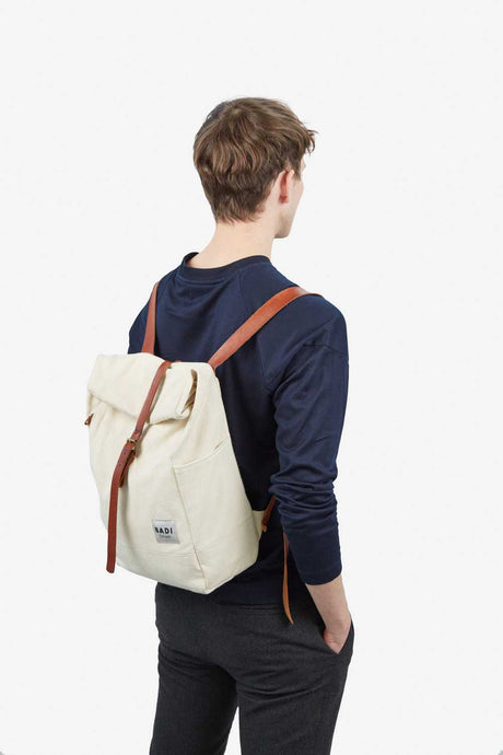 Roll-Over Rucksack, natural