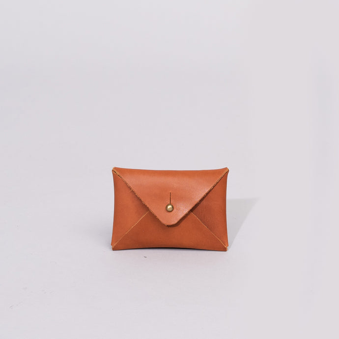 Kuvert Wallet tan