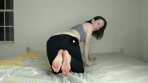 Booty & Soles Worship and Jerk Off Instructions