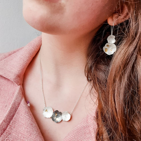 Blossom Necklace Louisa Russell Jewellery
