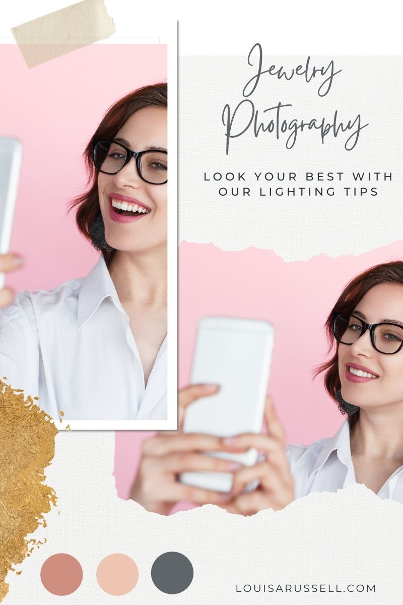 Jewelry photography, look your best with our lighting tips