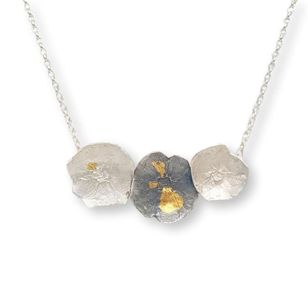 Blossom Pressed Flower Necklace