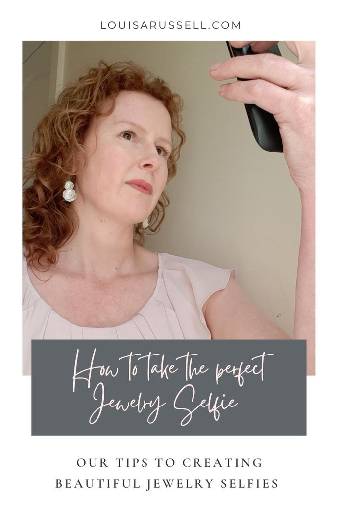 How to take the perfect jewelry selfie