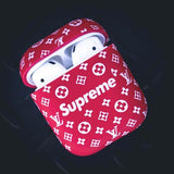 Classic Supreme Style HardCase ShockProof Case for Apple Airpod 1 & 2