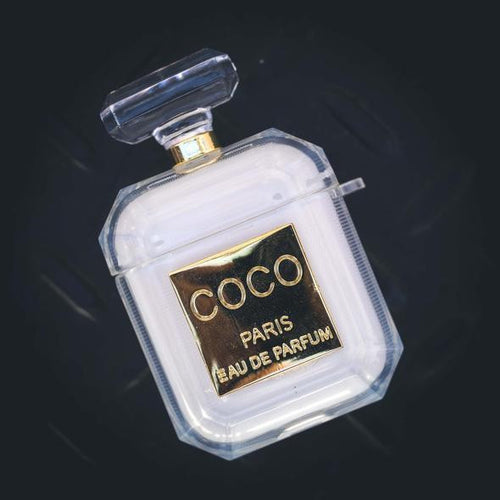 Coco  Perfume Case for Apple AirPods 1 & 2