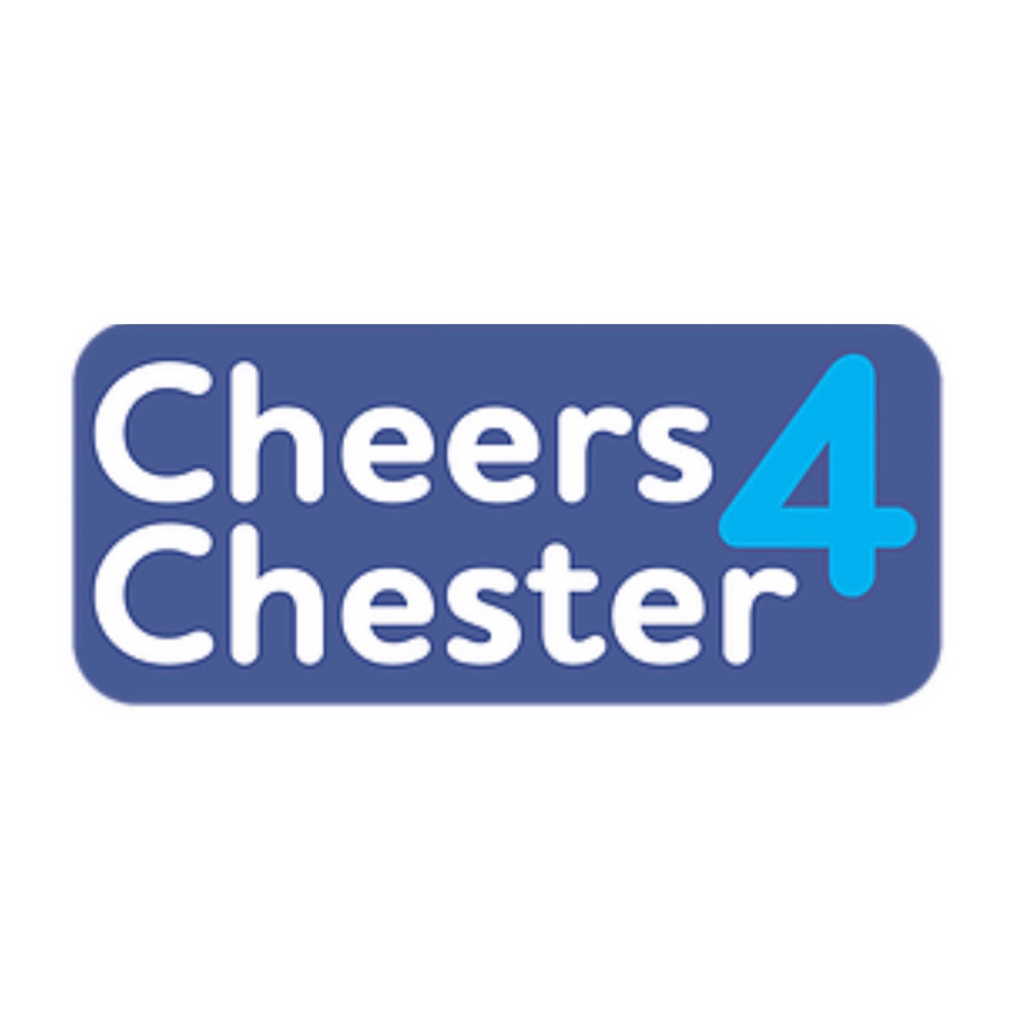 CHEERS4CHESTER MEN'S CHARITY POLO