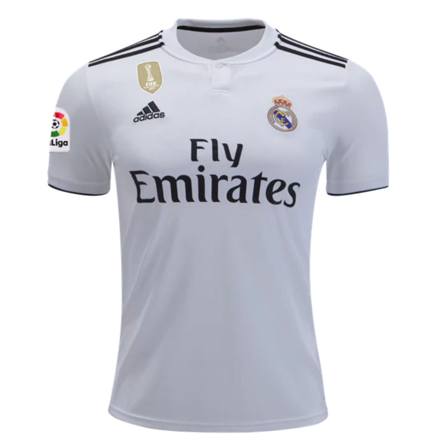 cheap for discount a0fbd a14bf SERGIO RAMOS#4 Real Madrid 18/19 Home Kit
