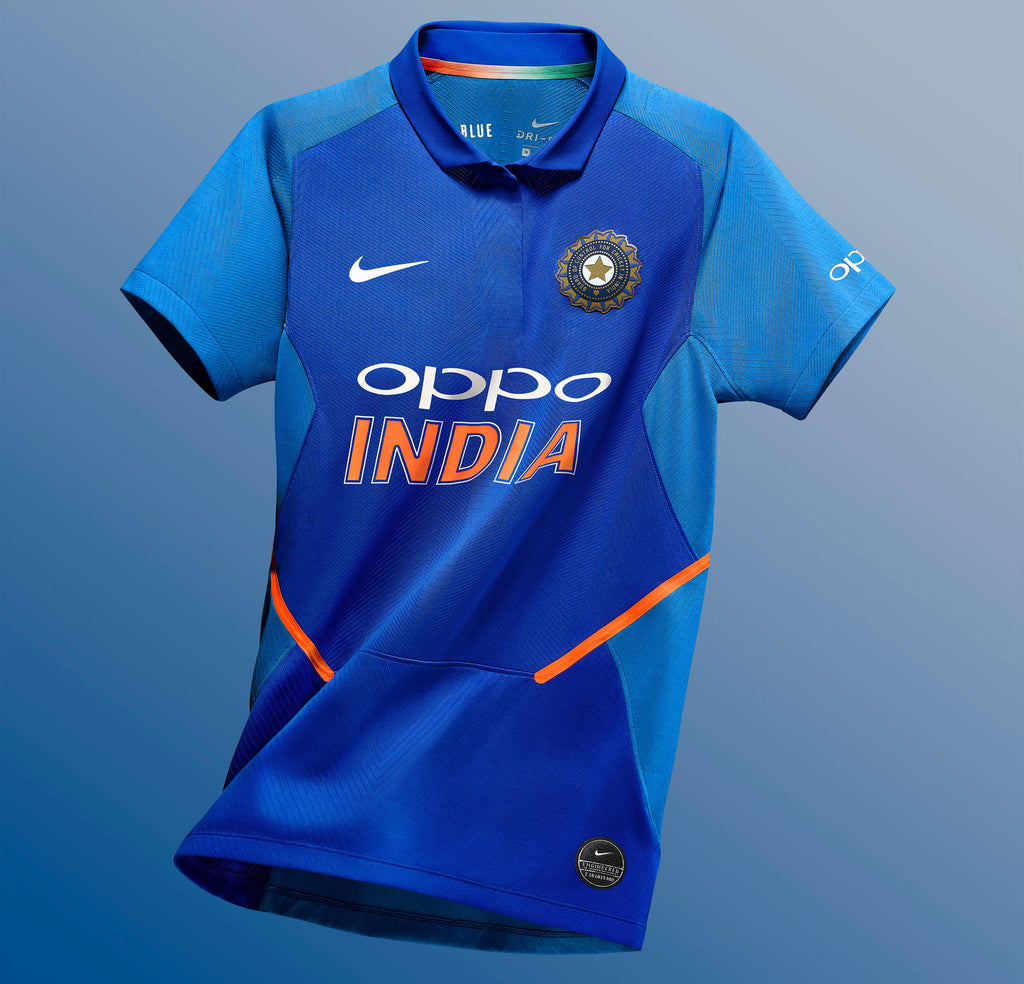 new arrival 00a25 5a353 Premium Quality Replica Indian Cricket Jersey 2019 ...
