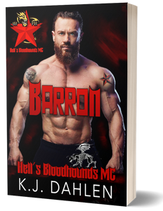 Barron Hell's Bloodhounds MC Paperback