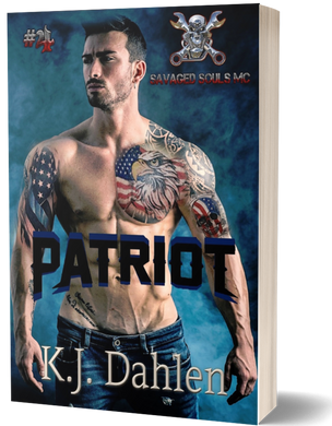 Patriot-Savaged-Souls-Special-Edition-Paperback