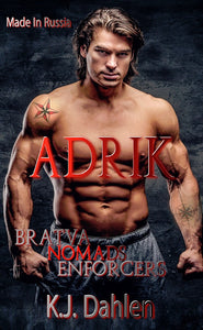 Adrik-Bratva Enforcers-#3-single