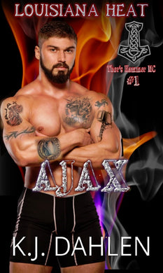 Ajax-Louisiana-Heat-Book#1-Single