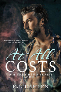 At All Costs (Aries) Whiskey Bend MC Book Three-single
