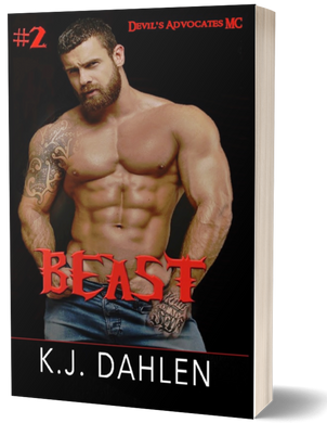Beast-Devil's-Advocates-Mc-Book-#2-Paperback