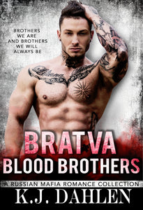 Bratva Blood Brothers Set #1