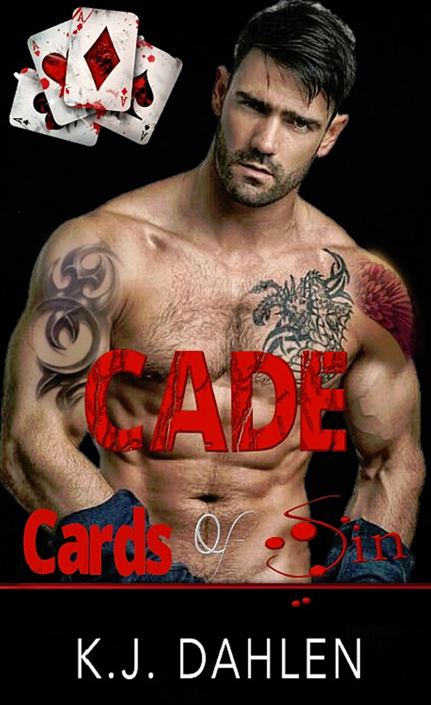 Cade-Cards Of Sin-single