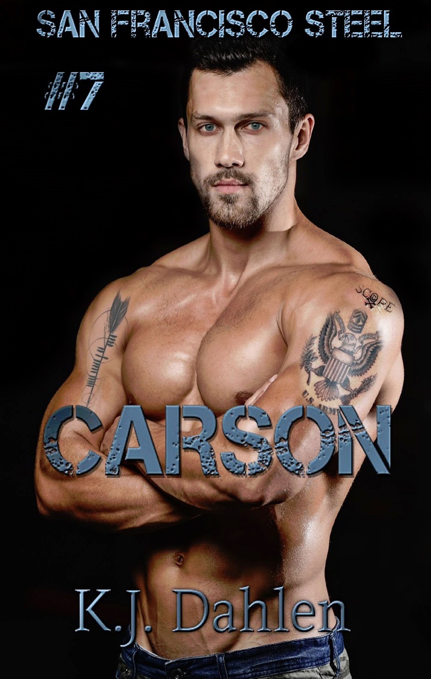 Carson-San-Francisco-Steel-#7- Single