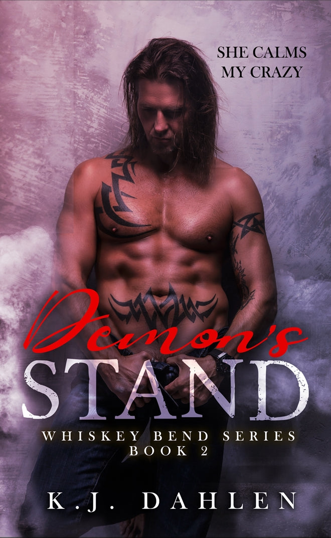 Demon's Stand Book Two Whiskey Bend MC-single