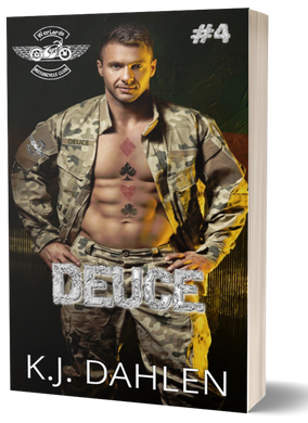 Deuce-WarLords-MC-Book#4-Paperback