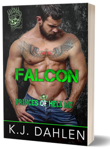 Falcon-Princes-Of-Hell-MC-#3-Paperback