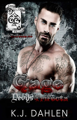 Gage Devils Trifecta-#1- MC single