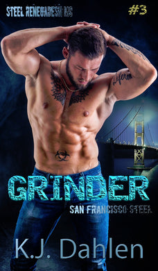 Grinder-San-Francisco-Steel-#3-Single