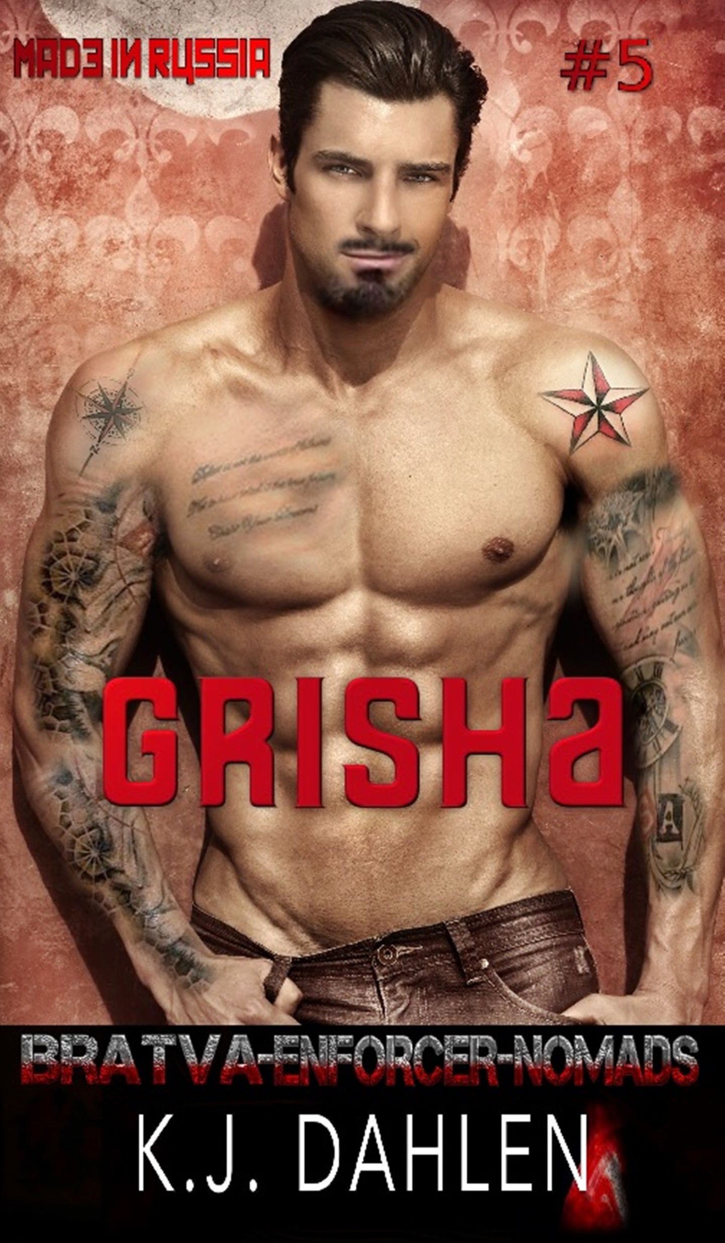 Grisha-Bratva-Enforcers-#5- Single