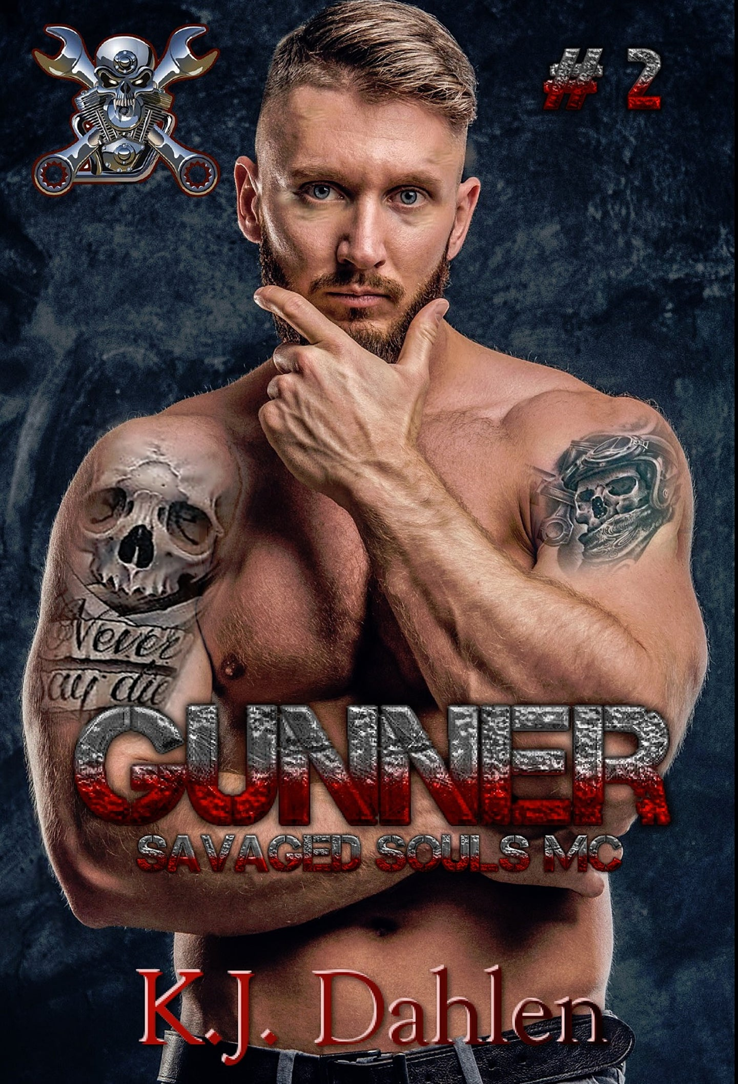 Gunner- Savaged-Souls-BK#2-Single
