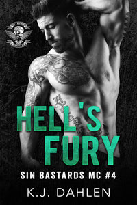 Hell's Fury #4 Single