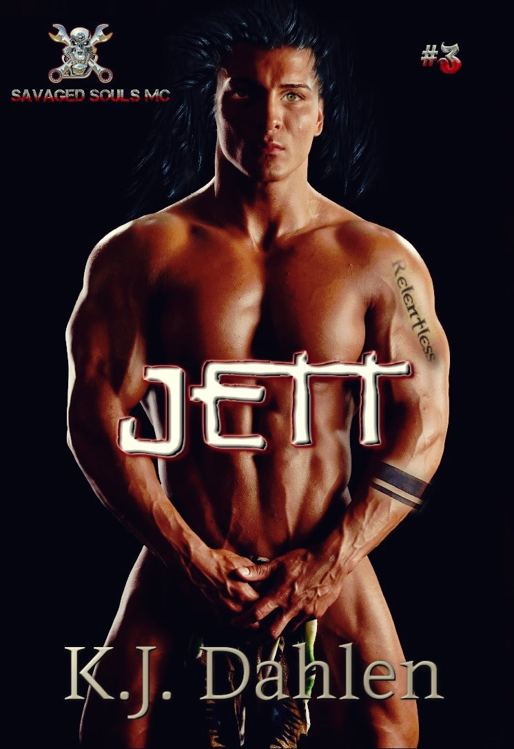 Jett-Savaged- Souls-MC-#3-Single