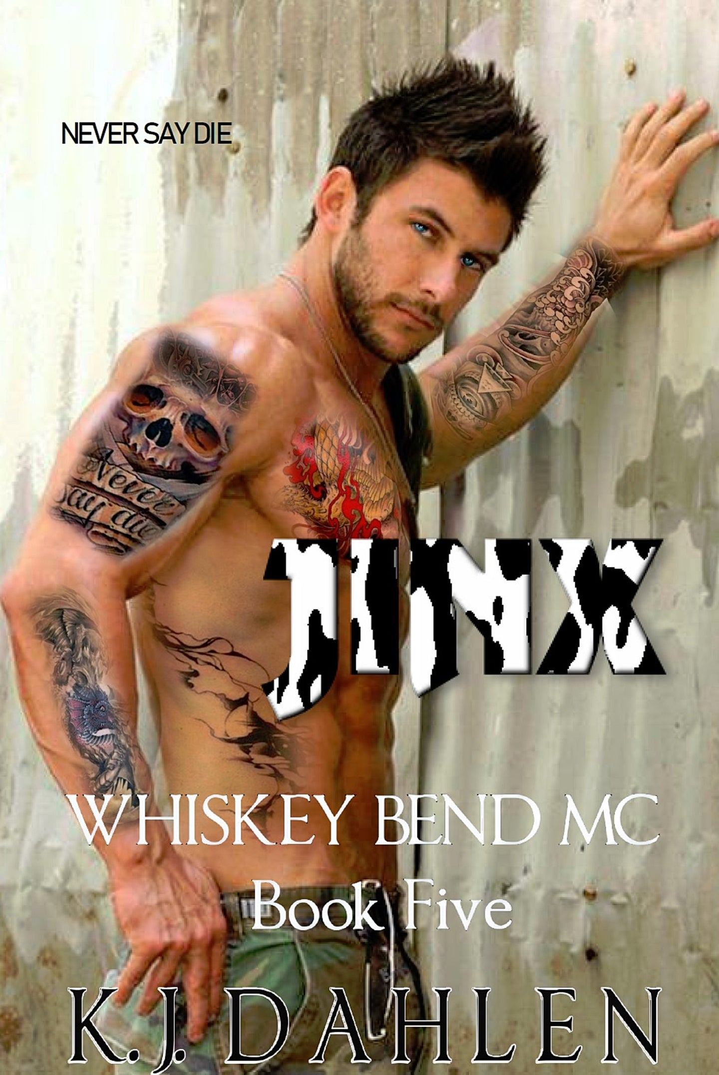 Jinx-Book Five Whiskey Bend MC-single