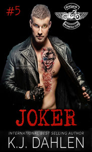 Joker-WarLord-MC-Book#5-Single